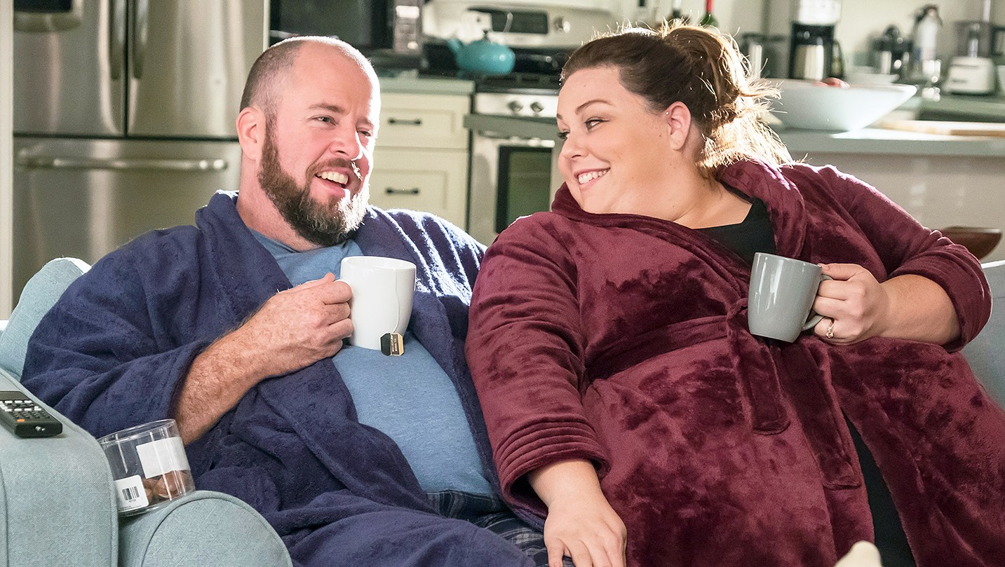 Chris Sullivan Chrissy Metz This Is Us wedding