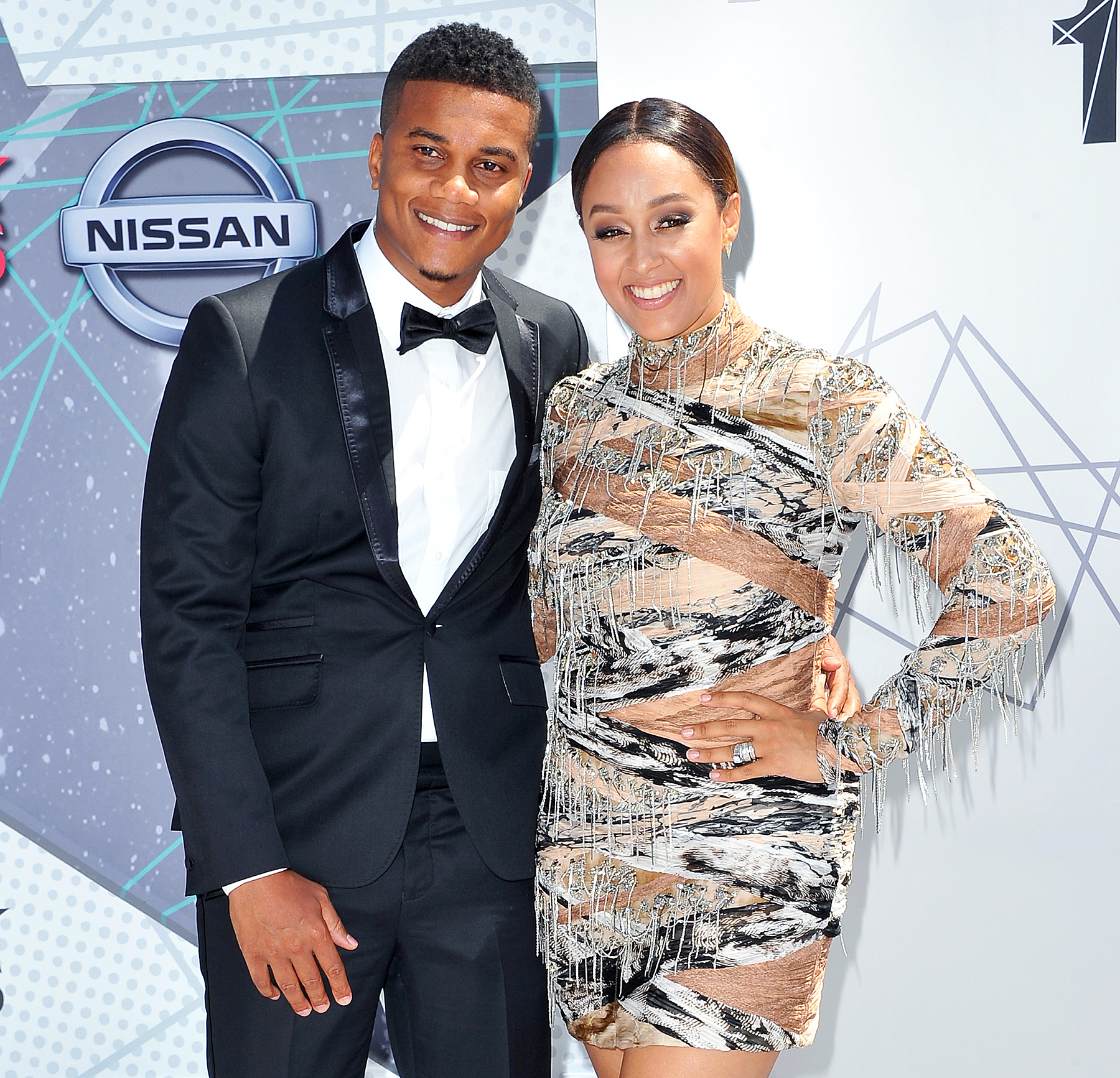 Tia Mowry-Hardrict Posts Adorable Photo With Her Newborn Girl