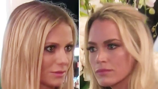 Dorit Kemsley Teddi Mellencamp The Real Housewives of Beverly Hills
