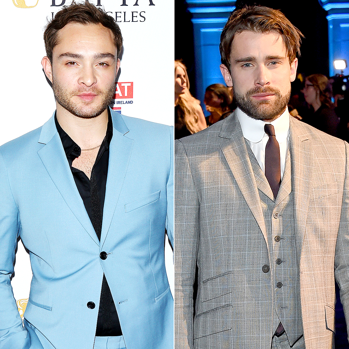 Ed Westwick replaced on BBC drama after rape allegations