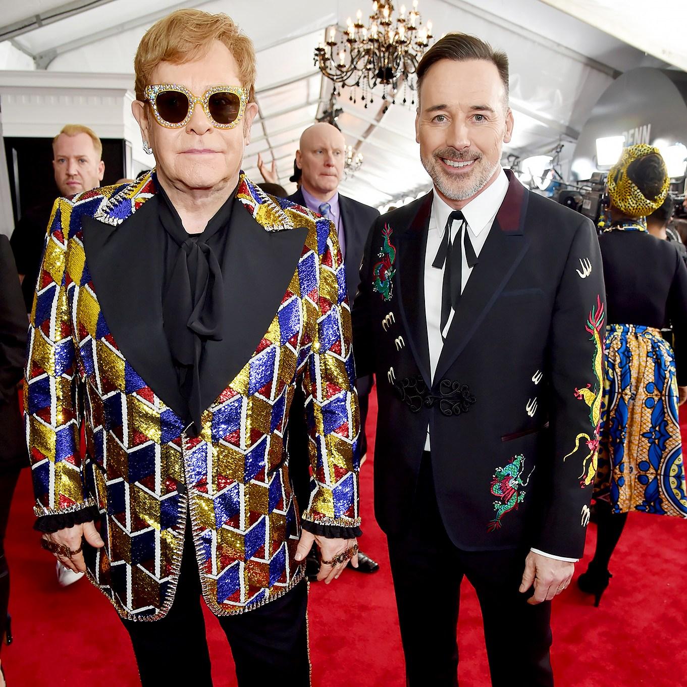 Elton-John-and-David-Furnish-Grammys