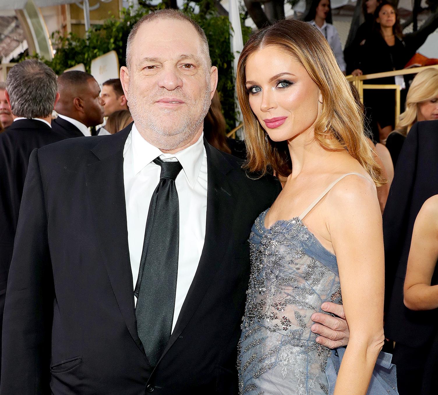 Harvey Weinstein settles mega-million divorce with British ex Georgina Chapman