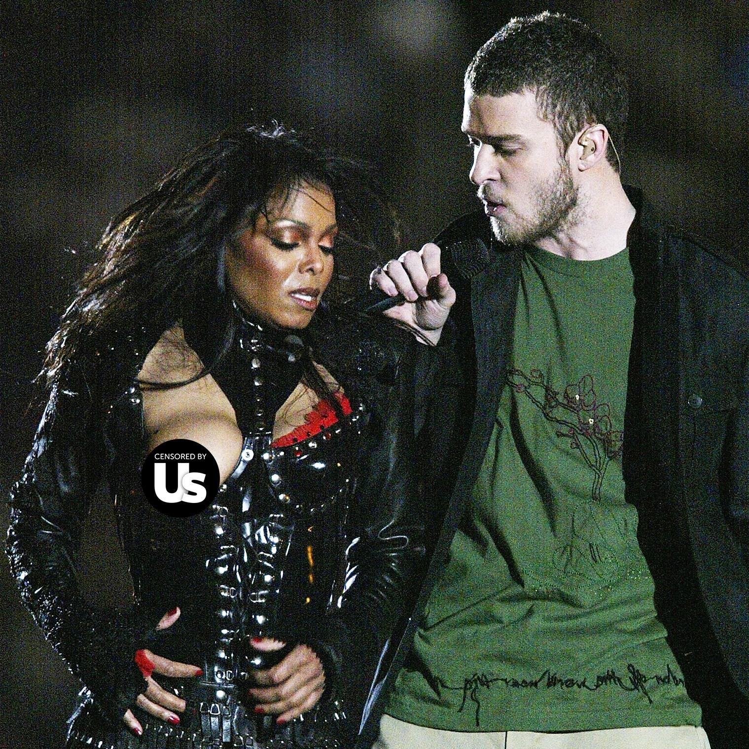 Janet Jackson Justin Timberlake Super Bowl