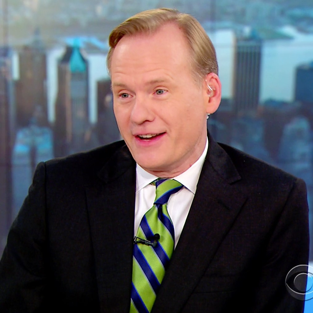 John Dickerson CBS This Morning