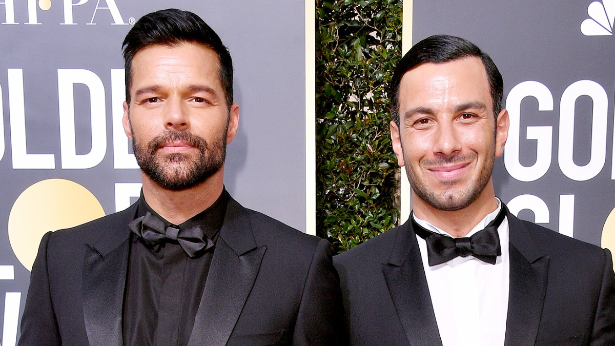 Ricky martin confirms marriage to jwan yosef m4hsunfo