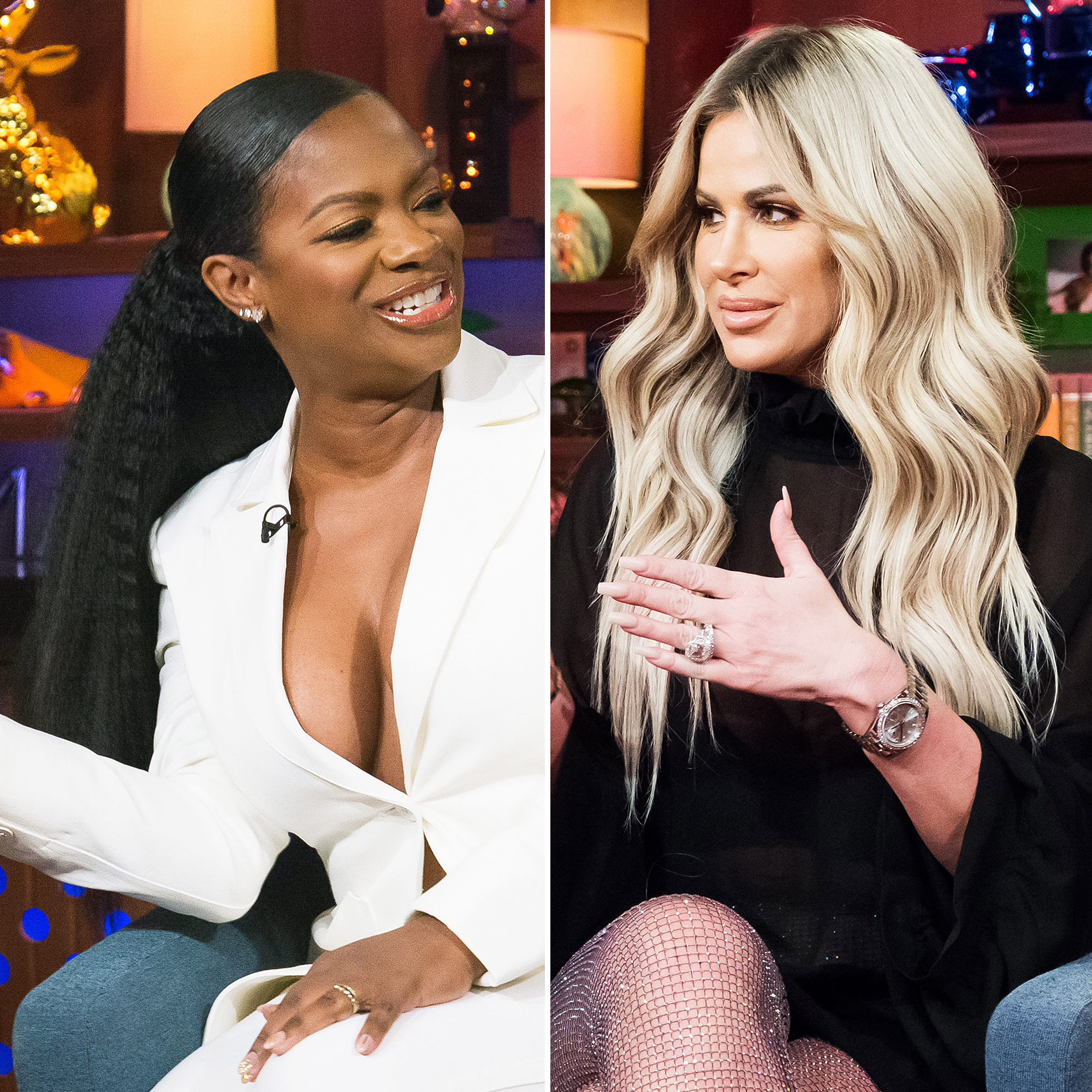 Kim Zolciak and NeNe Leakes war over drug accusations from Zolciak