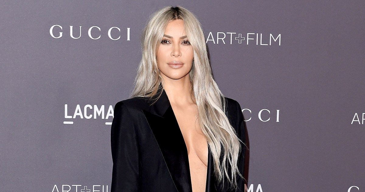 Kim Kardashian Shares Nude Photo After Welcoming Baby No 3-9342