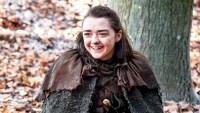 Maisie Williams on 'Game of Thrones'