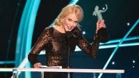 Nicole Kidman winner SAGs 2018