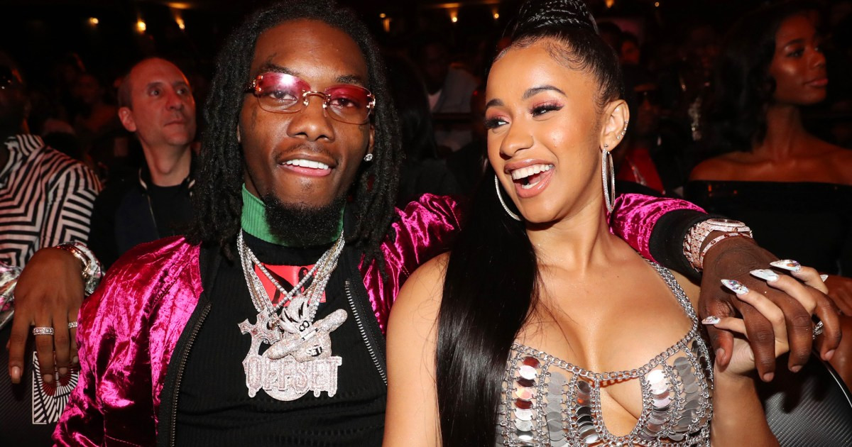 Offset Gets His Cardi B S Daughter S Name Tattooed On: Offset Gets Cardi B's Name Tattooed On His Neck
