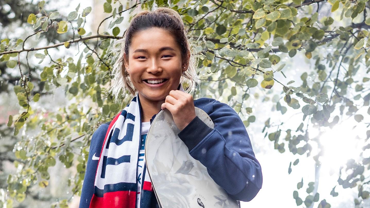 US 2018 Winter Olympics Chloe Kim