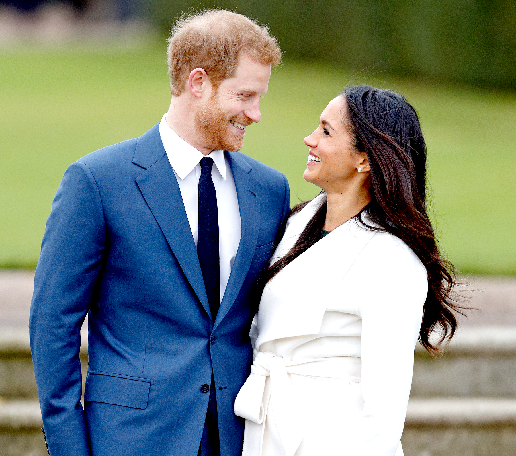 Meghan Markle Picks Stylist Friend as Wedding Dress Designer