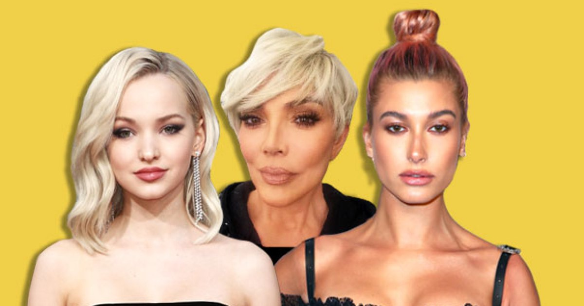 You Won't Believe These 40 Celebrity Hair Transformations