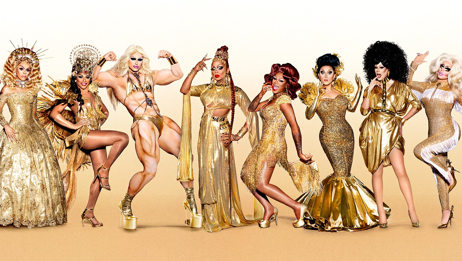 'RuPaul's Drag Race All Stars 3' cast