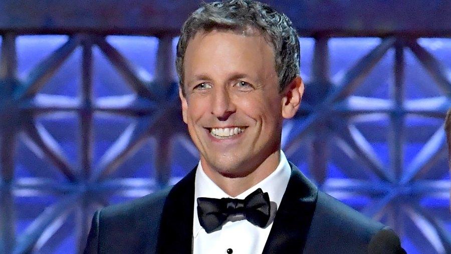Seth Meyers, Golden Globes Live Stream