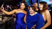 Susan Kelechi Watson Chrissy Metz Mandy Moore SAGs 2018 audience