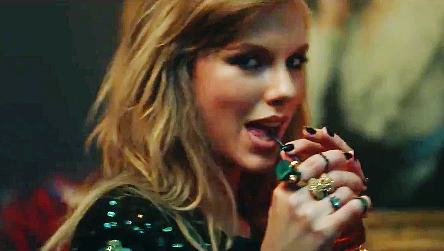 Taylor Swift End Game video