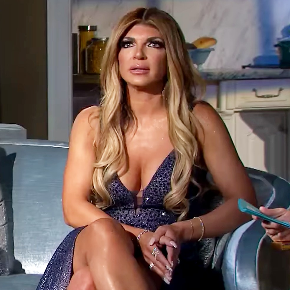 Teresa Giudice The Real Housewives of New Jersey reunion