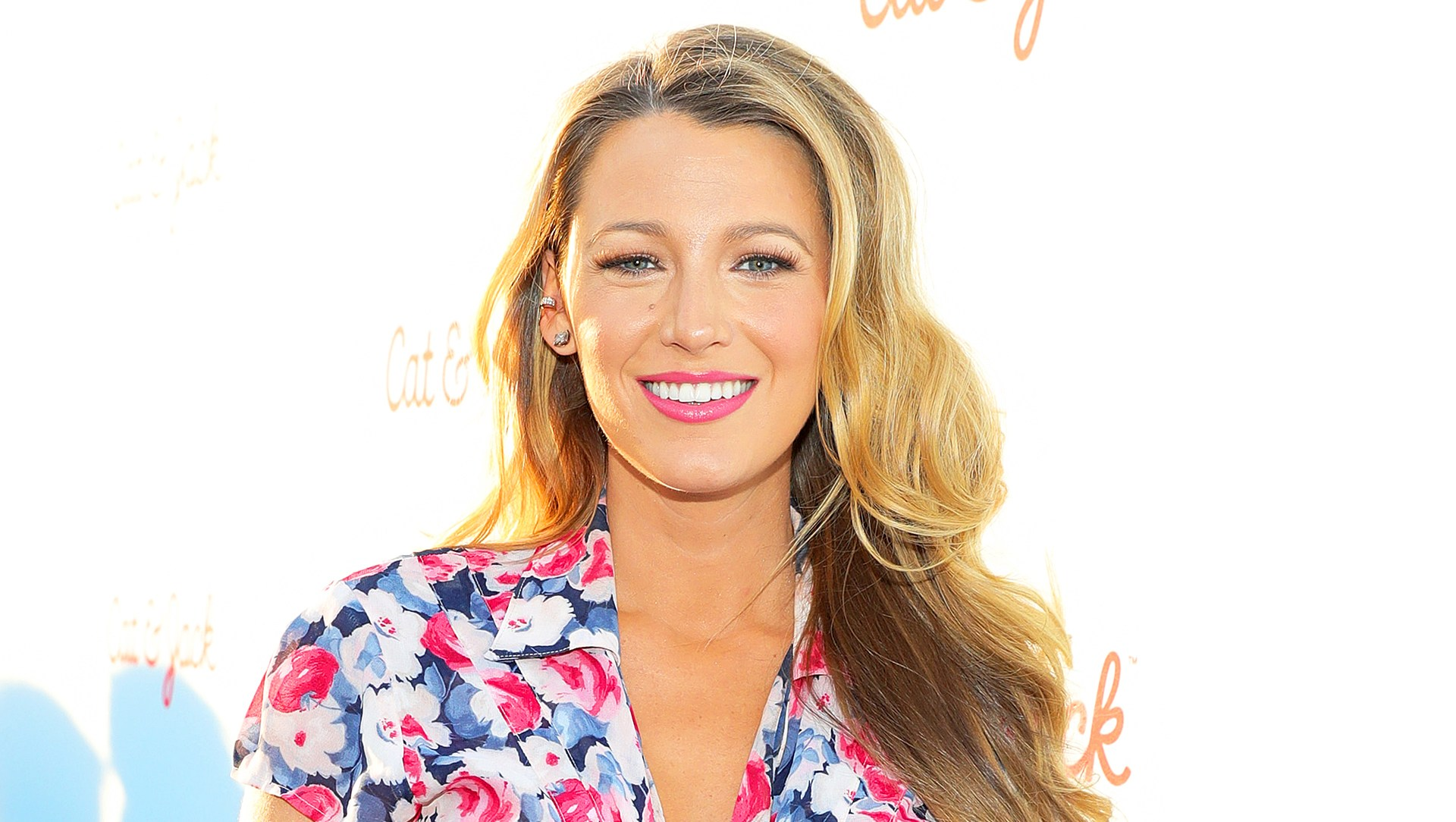 Blake Lively attends Target Cat & Jack 2016 Launch Celebration at Pier 6 at Brooklyn Bridge Park in New York City.