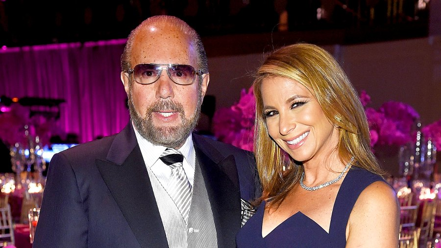 Bobby Zarin and Jill Zarin attend 2016 Angel Ball hosted by Gabrielle's Angel Foundation For Cancer Research in New York City.