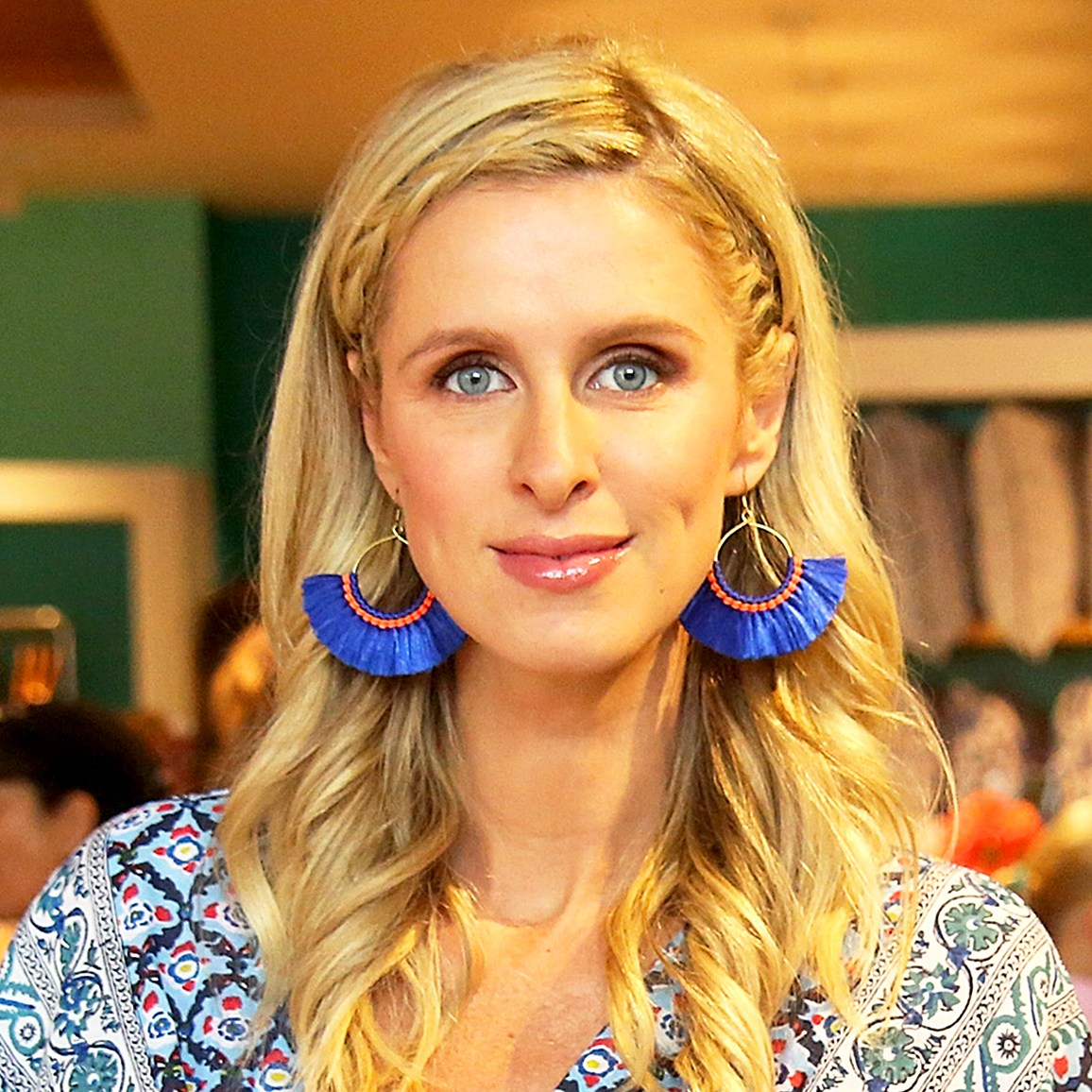 Nicky Hilton attends the Roller Rabbit Charity Shopping Event to benefit Animal Haven in East Hampton, New York.