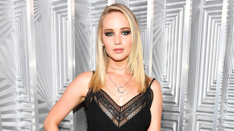 Jennifer Lawrence attends ELLE's 24th Annual Women in Hollywood Celebration presented by L'Oreal Paris, Real Is Rare, Real Is A Diamond and CALVIN KLEIN at Four Seasons Hotel in Los Angeles, California.