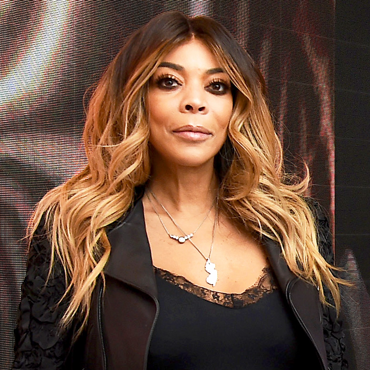 Wendy Williams attends the 50th anniversary celebration of Wilhelmina in New York City.