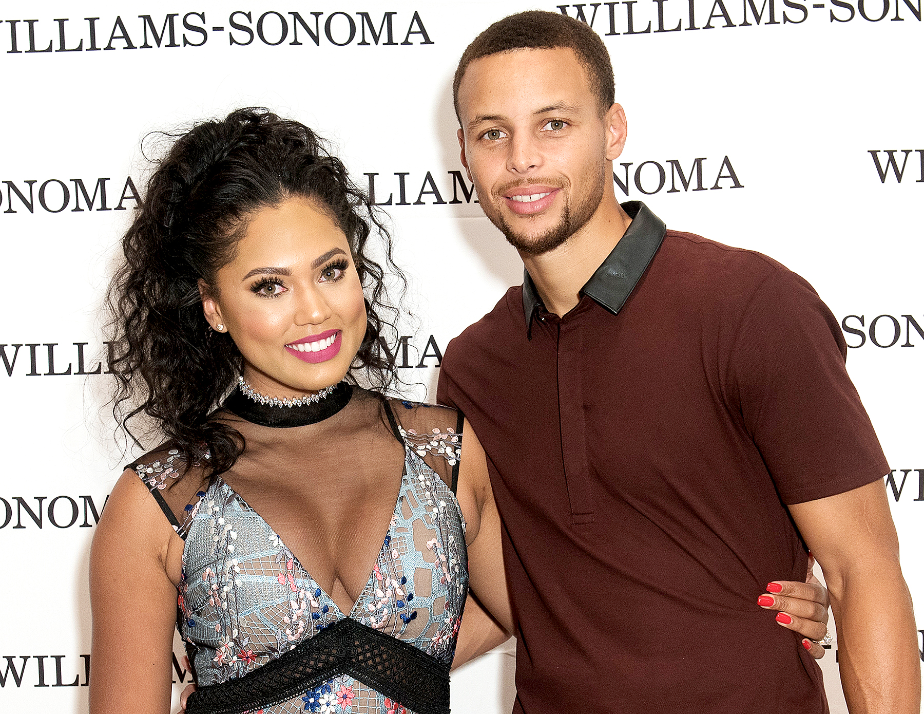 Steph & Ayesha Curry Expecting Third Child