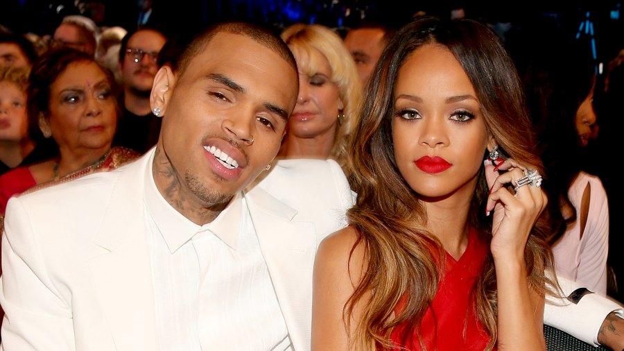 Chris-Brown-and-Rihanna birthday