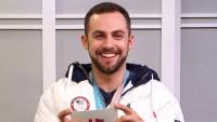 Olympian Chris Mazdzer