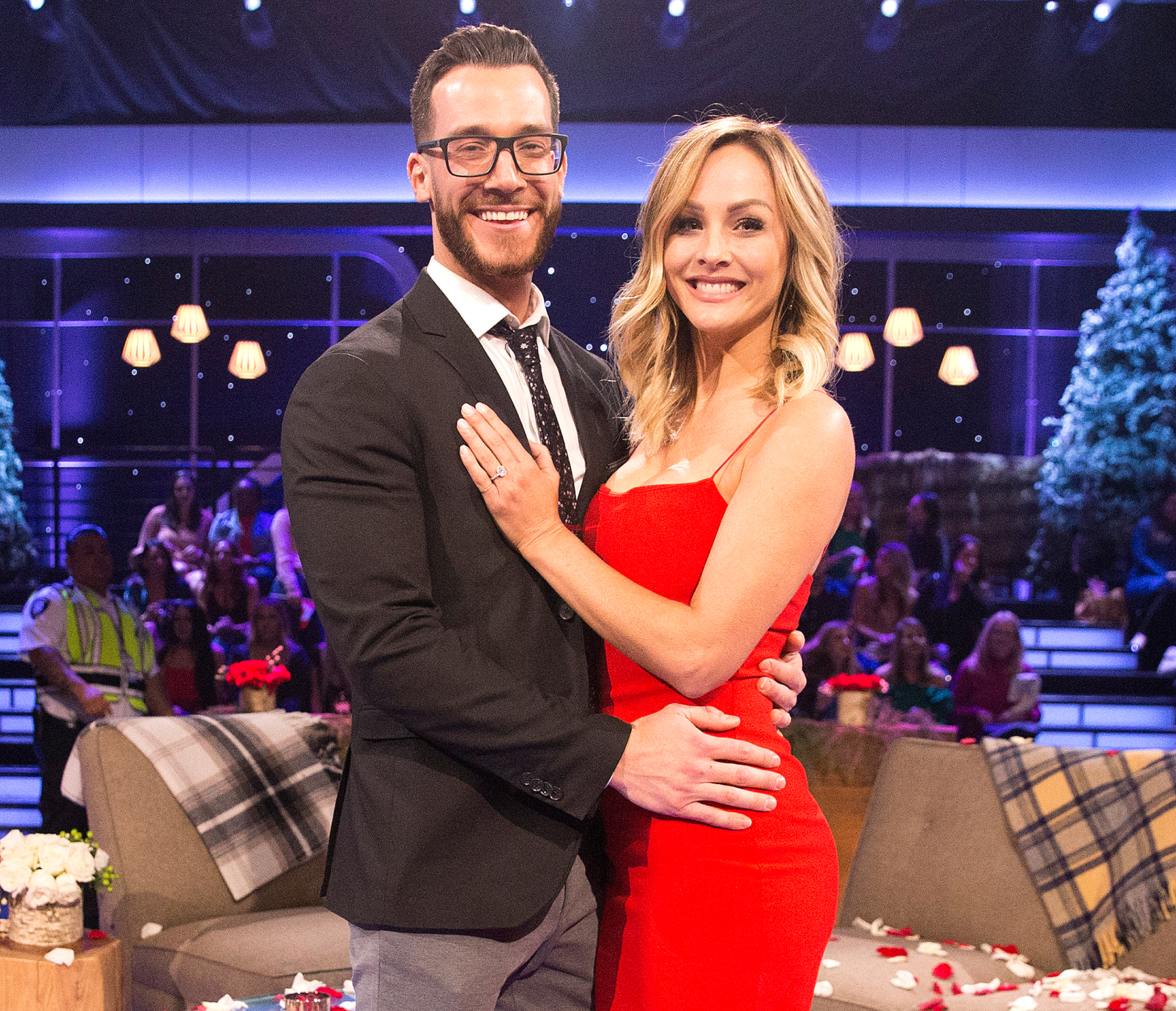 Who Gets Engaged on 'The Bachelor Winter Games