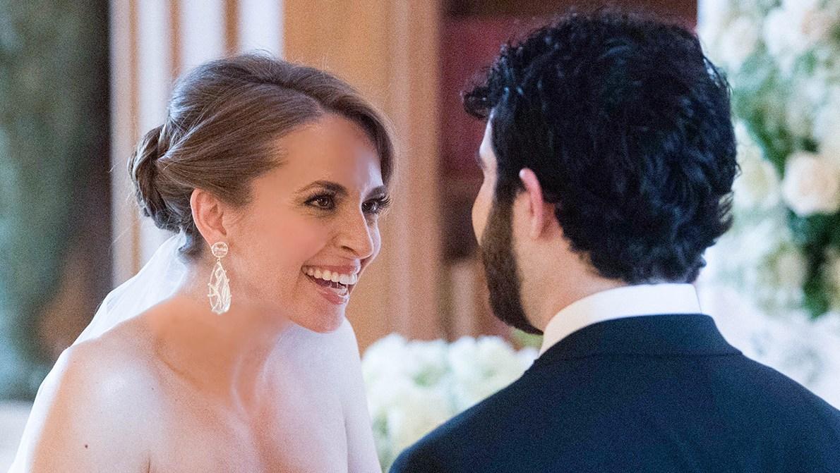 Jedediah Bila and Jeremy Scher wedding