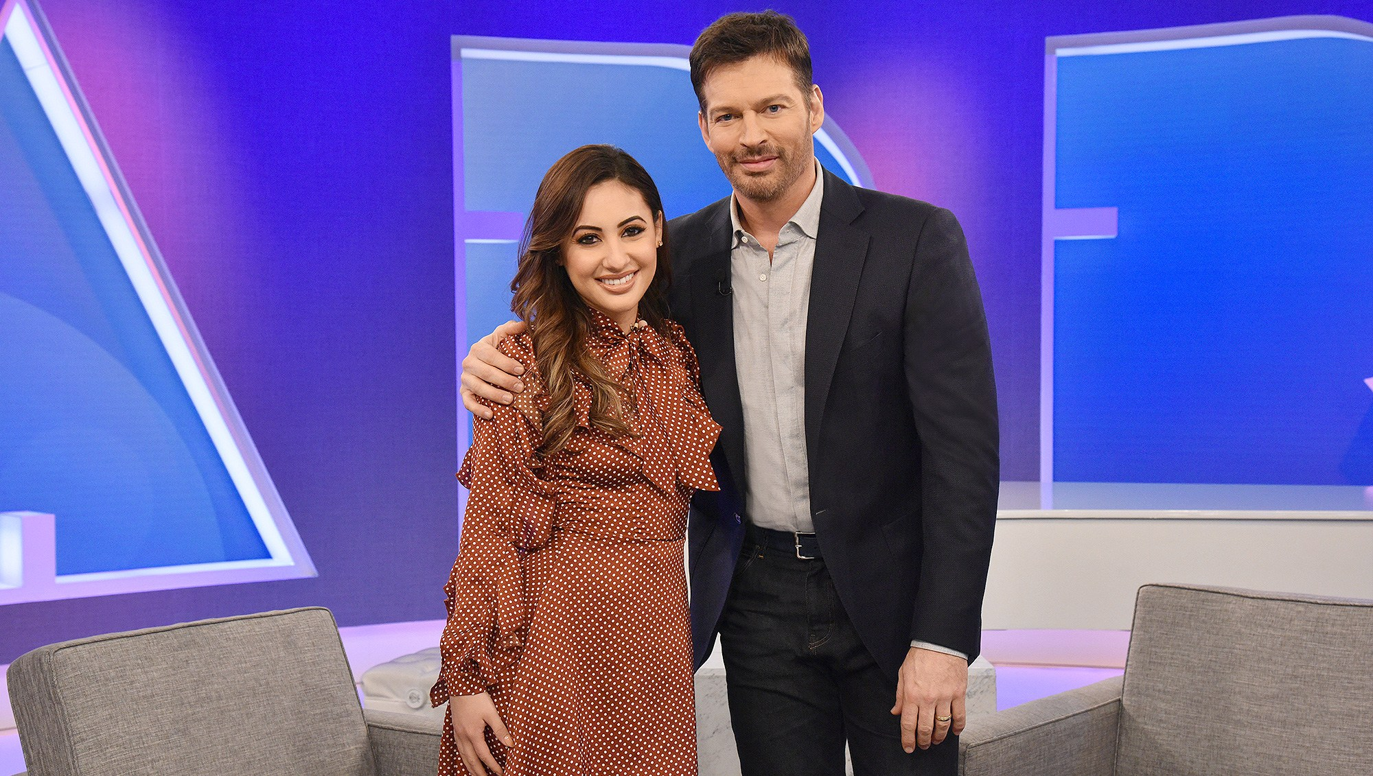 Francia Raisa, Harry Connick Jr, Grown-ish, Selena Gomez, Kidney Transplant