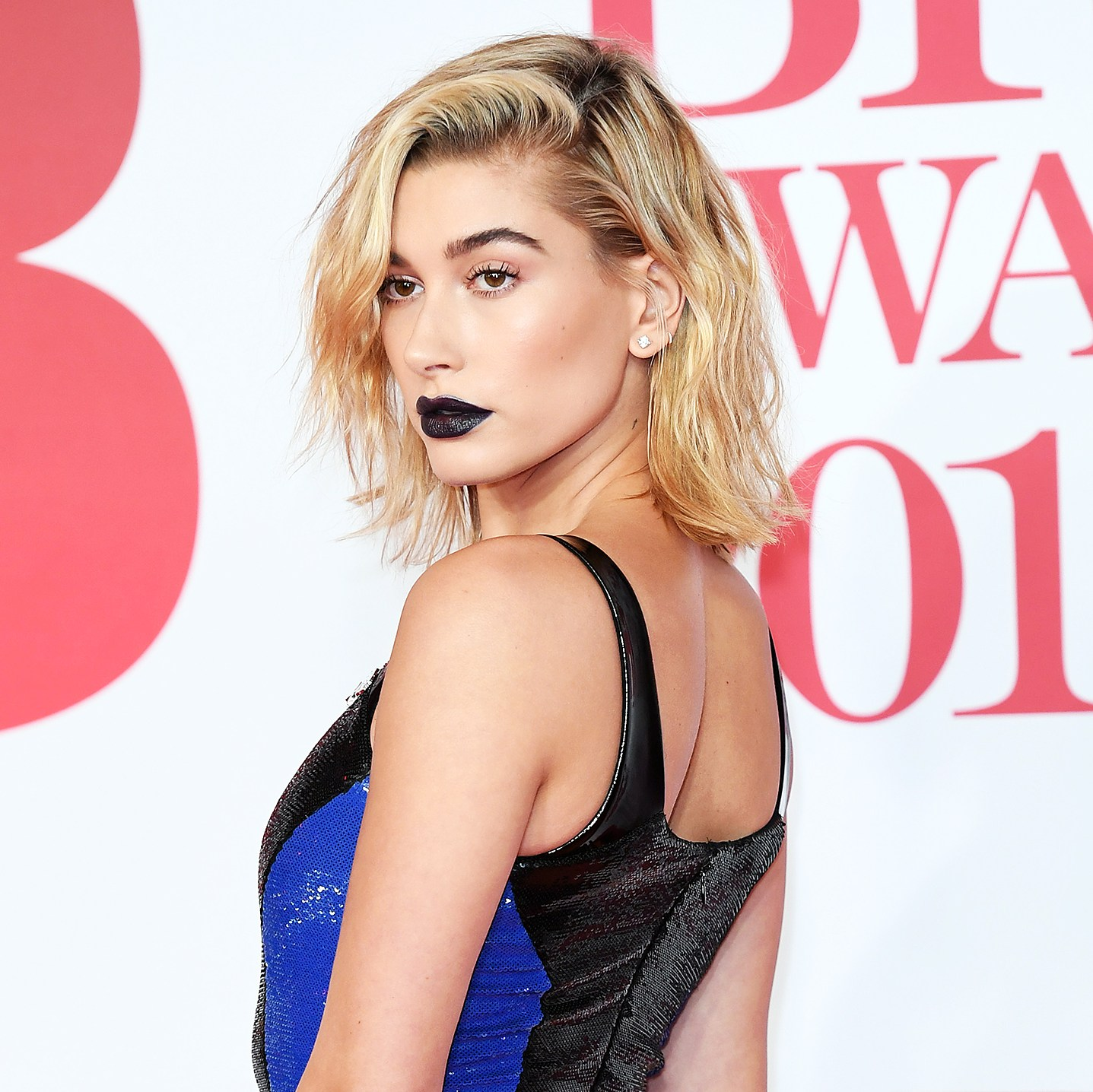 Hailey Baldwin The BRIT Awards 2018