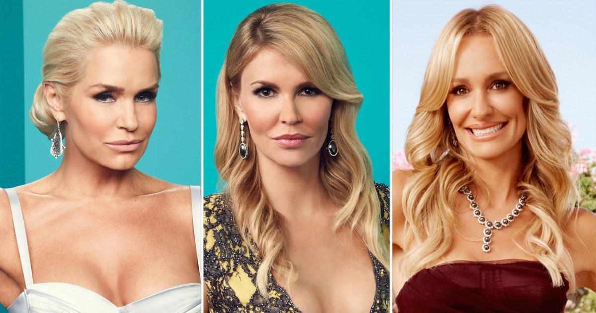 Former Real Housewives Of Beverly Hills Stars Where Are They Now