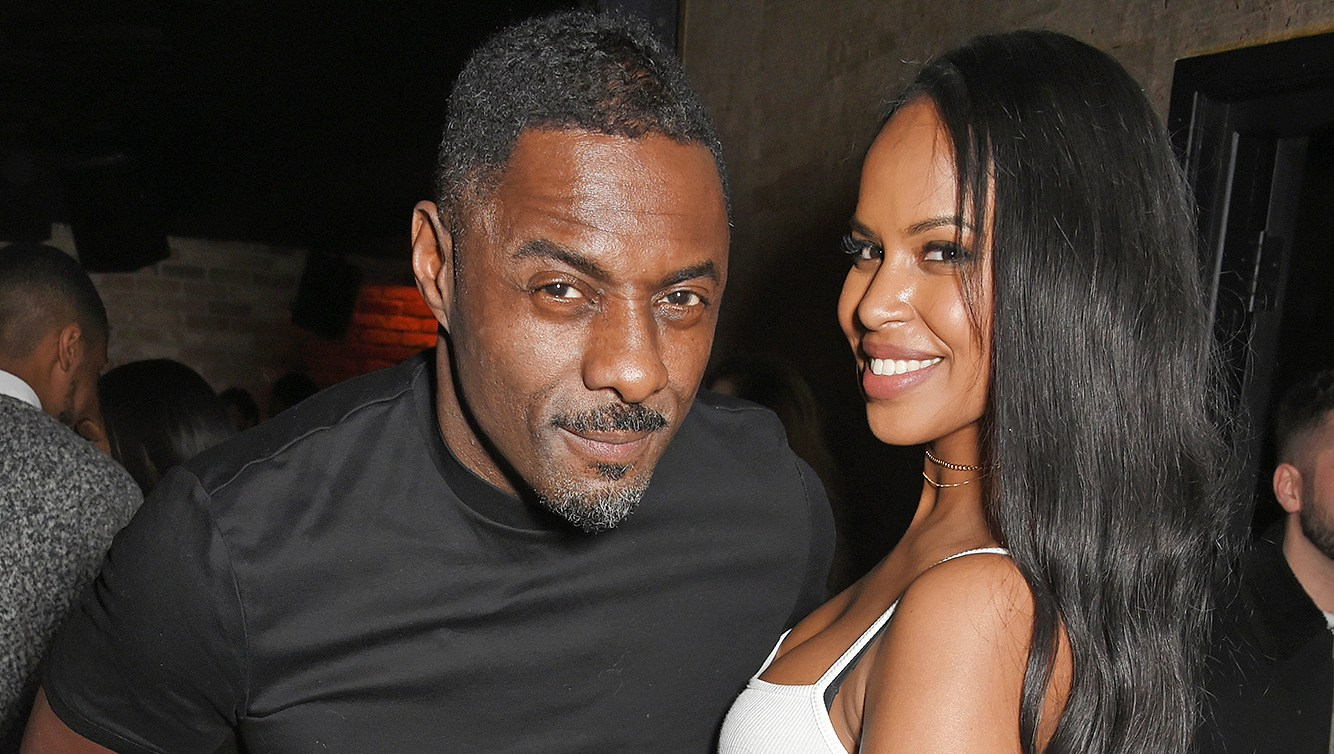 Idris Elba, Sabrina Dhowre, Engaged