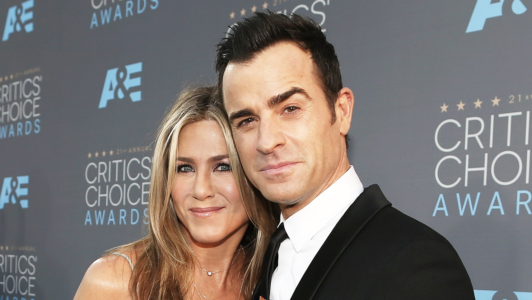 Jennifer Aniston Justin Theroux Great Life Together