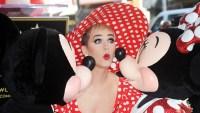 Katy Perry Jokes Running From Love
