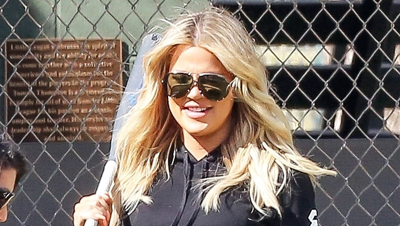 Khloe Kardashian Insecure During Pregnancy Sex