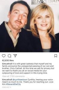 Kim Cattrall Cynthia Nixon Sarah Jessica Parker Sex and the City