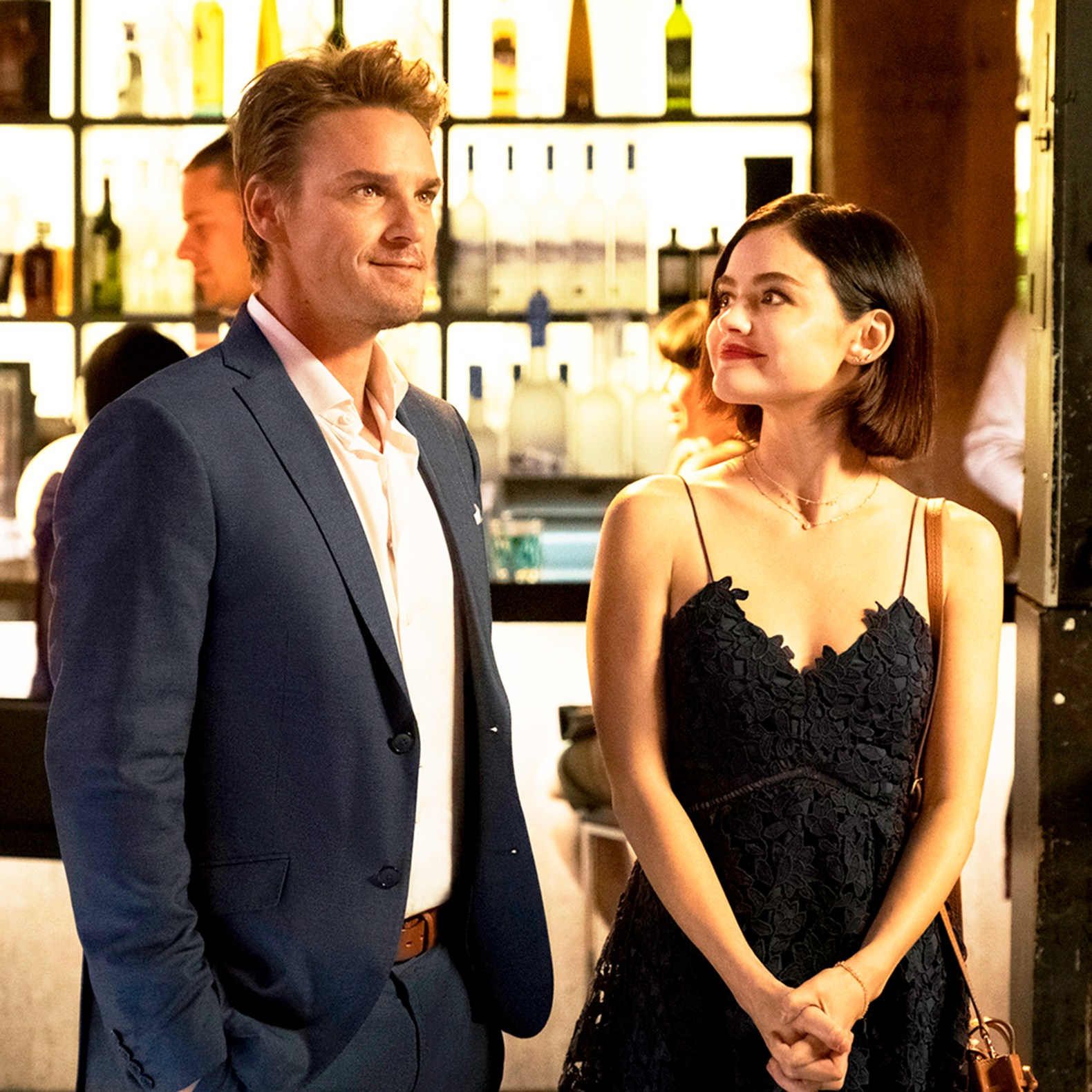 hale singles & personals Uh oh ezra fitz better watch out, because it looks like pretty little liars actress lucy hale is dating anthony kalabretta — according to us weekly, that is ever since the pll cast wrapped.