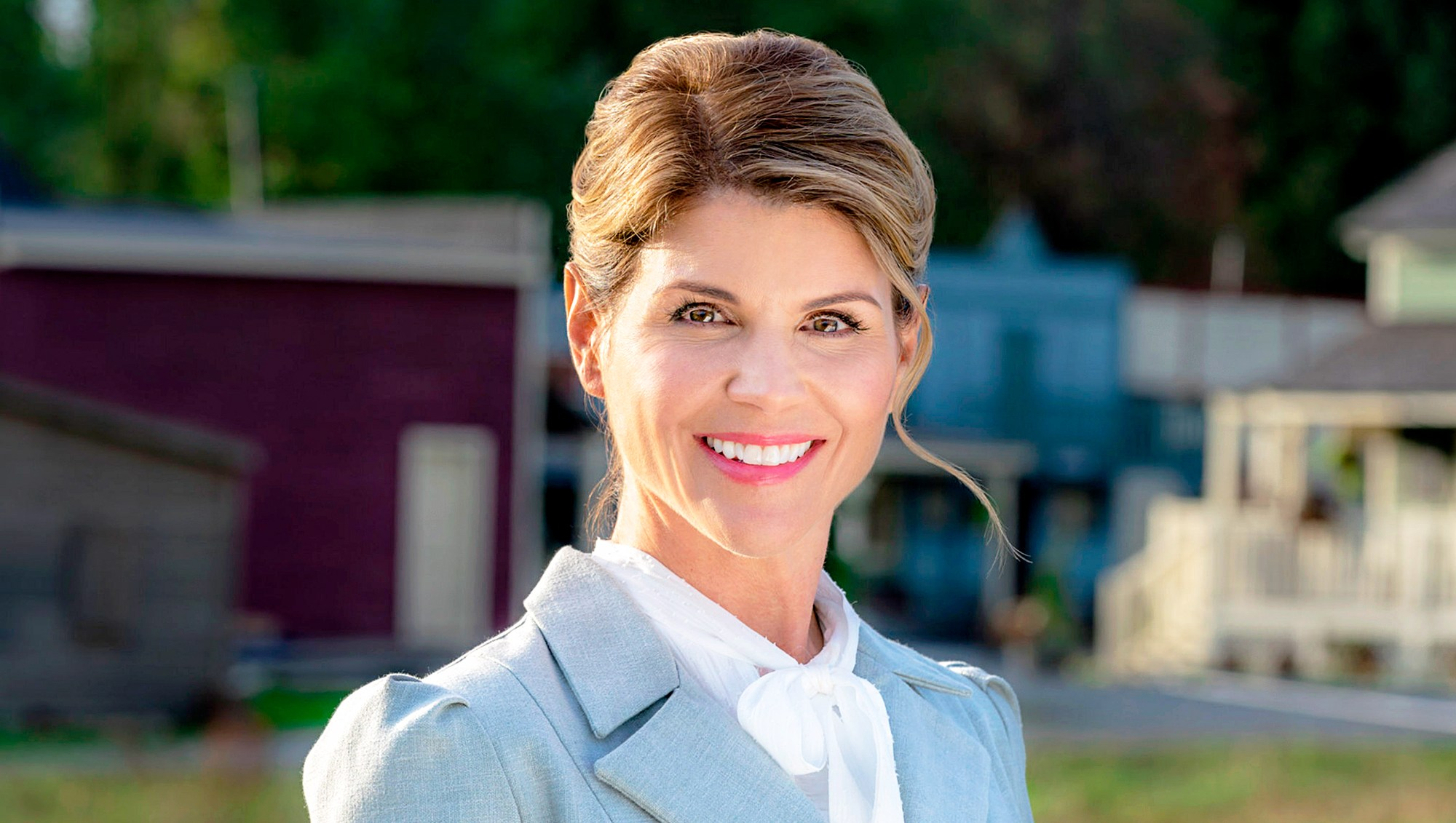 Lori Loughlin as Abigail Stanton in 'When Calls the Heart'