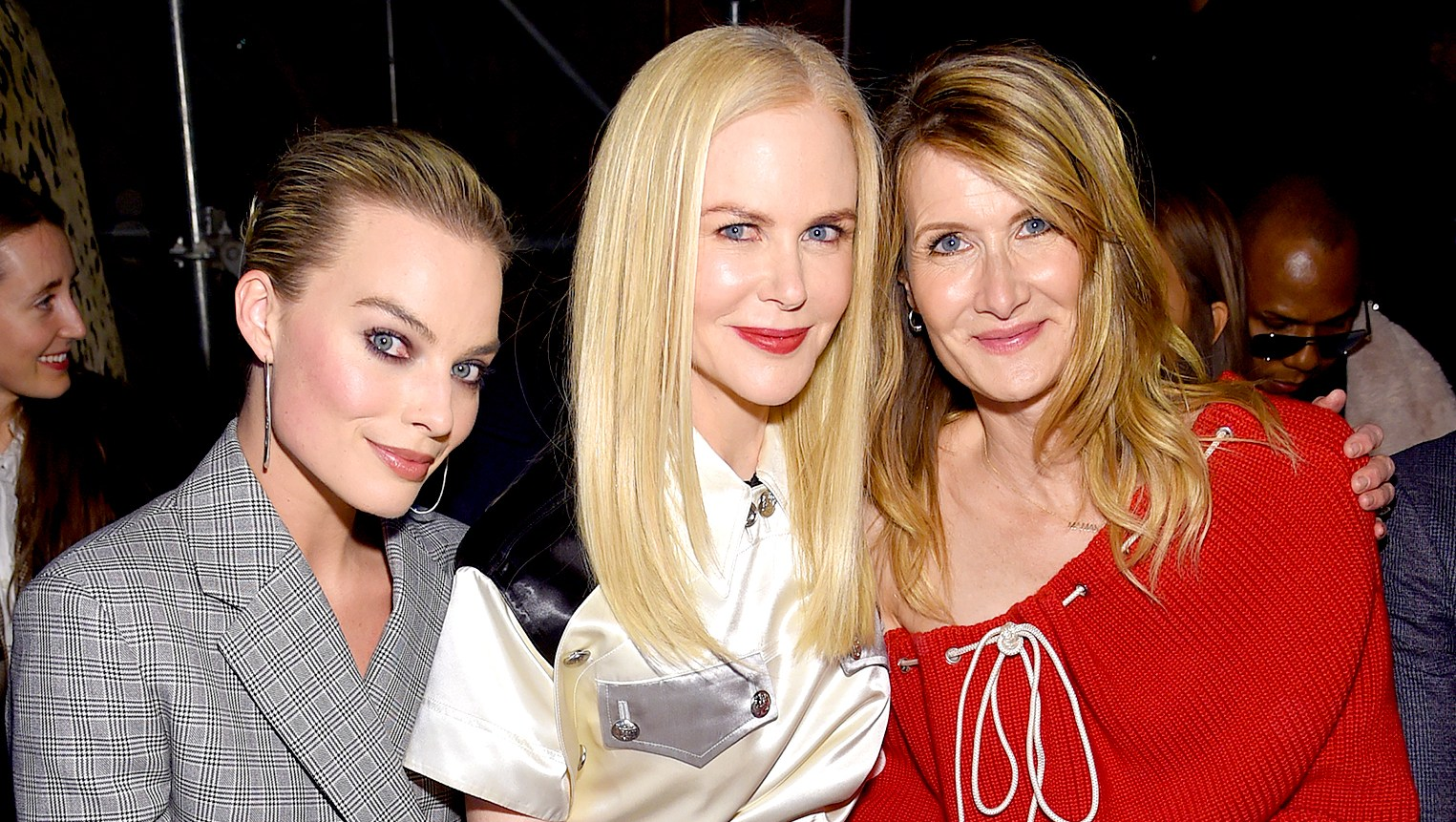 Margot-Robbie,-Nicole-Kidman,-and-Laura-Dern