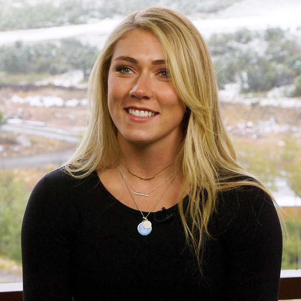 Mikaela Shiffrin PeongChang 2018 Winter Olympics