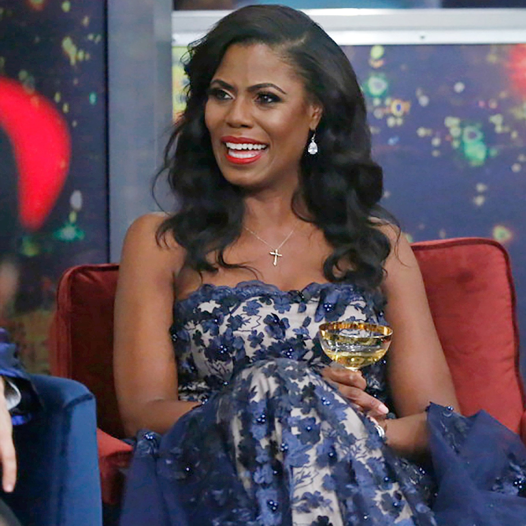 Omarosa, Celebrity Big Brother, White House, Sleeping Around