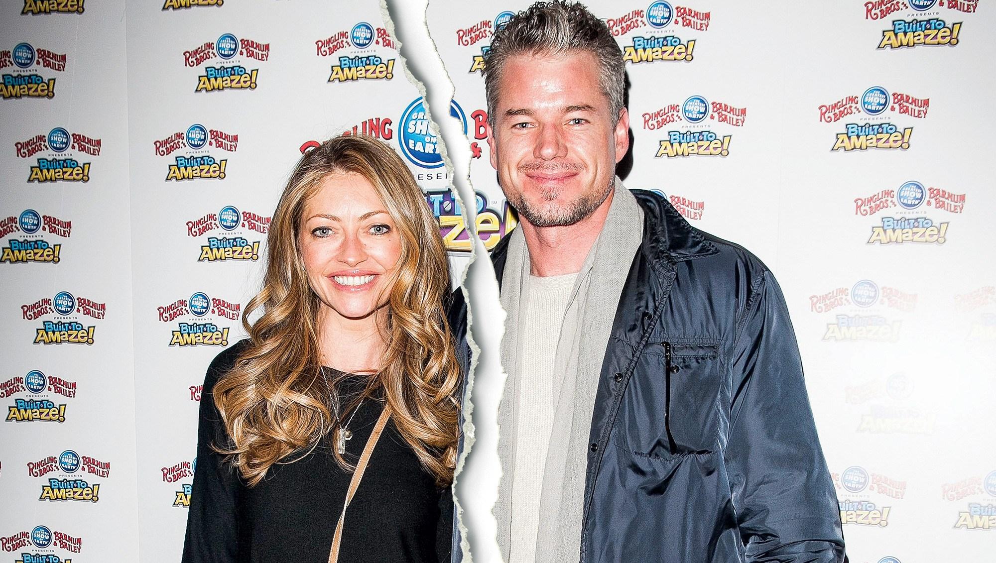 Celebrity Splits of 2018 rebecca gayheart eric dane split divorce