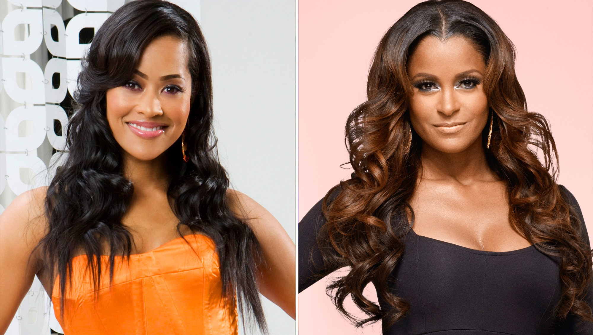 Real Housewives of Atlanta then and now