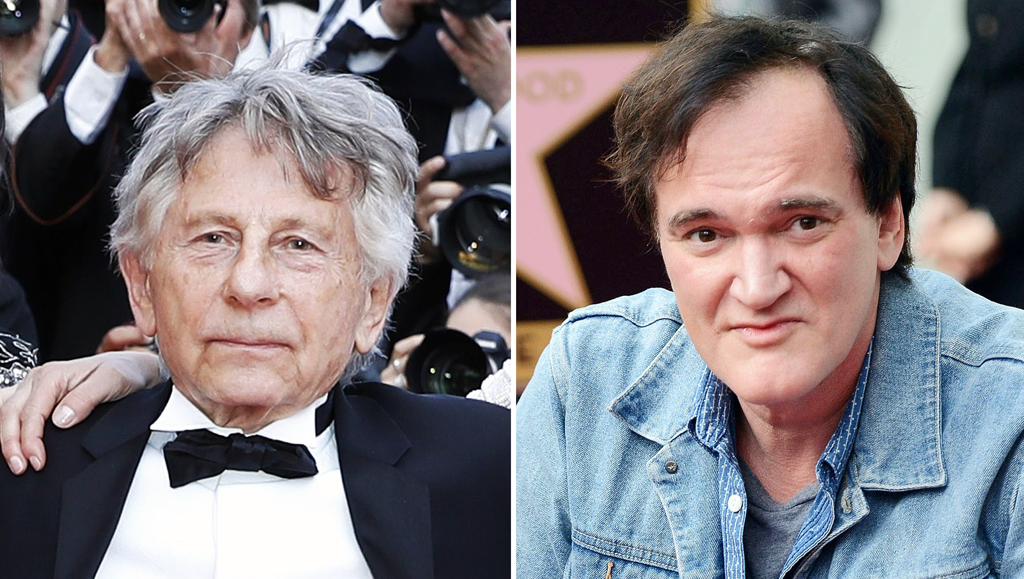 Roman Polanksi Quentin Tarantino