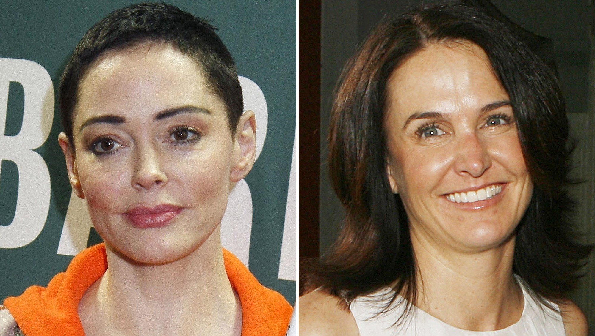 Rose McGowan, Jill Messick, Manager, Suicide