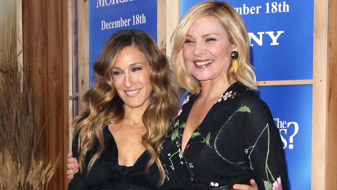 Sarah Jessica Parker, Kim Cattrall, Feud, Brother, Death, Instagram
